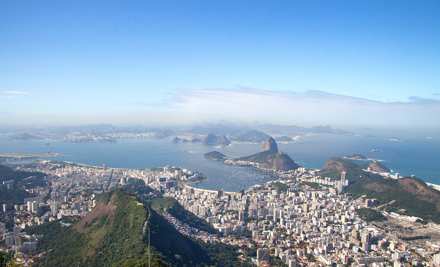 From Christ the Redeemer